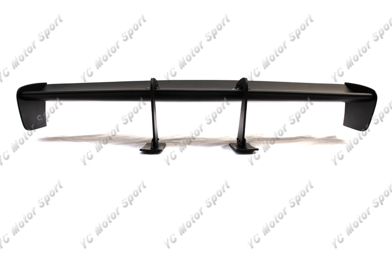 Universal Voltex Type 7 SWAN NECK Rear GT Wing Spoiler FRP (4)