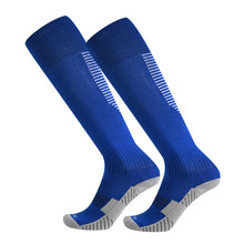 New Kids Soccer Socks Boys Girls Leg Support Stretch Sox Sock Child Youth Sports Running Football Hiking Cycling Rugby Socks(China)