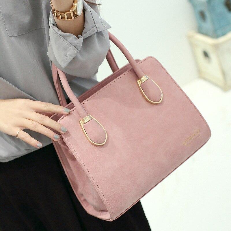 New Fashion Handbags Retro Casual Simple Bags Single Shoulder Bag<br><br>Aliexpress