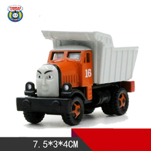 Thomas& Friends- Max Monty Truck Locomotive Diecast Metal Train Toys Toy Magnetic Models Toys For Kids Children Xmas Gifts(China)