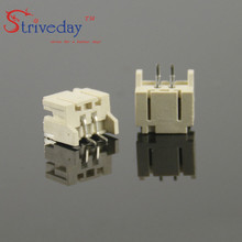1000pcs/lot led SMD terminal 2p high temperature flame PH2.0 horizontal SMD Screw Terminal Block Connector