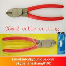 6'' Cable Cutter Plastic Handle Electric Wire Stripper Cutting Plier Tool Kit(China)