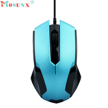 Adroit USB Wired Optical Gaming Mice Mouse 1200DPI  For PC and Laptop DEC4 drop shipping