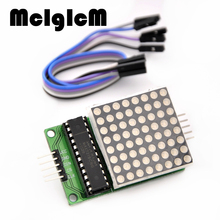 B0043 MAX7219 Dot Led Matrix Module MCU LED Display Control Module Kit