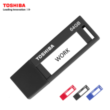 TOSHIBA USB flash drive 64GB Real Capacity V3DCH USB 3.0 64G USB flash drive quality Memory Stick 64G Pen Drive Free shipping