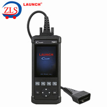 Original Launch DIY Code Reader CReader 7001 Full OBD2 Scanner/Scan Tool with Oil Resets Service