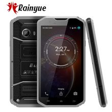 E&L W8 Waterproof Shockproof 4G 5.5 Inch Touch Mobile Phones MTK6753 Octa Core 8MP 2GB RAM 16GB ROM 3000mAh 4G Smartphone(China)