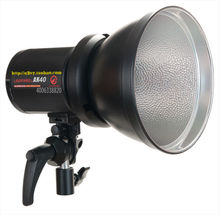 400W Cononmk Ring Pro Portable Studio Light Lighting 1/8000s ak4.0,3G Wireless Outdoor/Studio LED video Flashlight