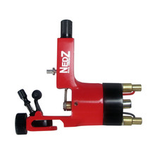 Tattoo New Rotary Tattoo Machine NEDZ Style Heavy Duty Motor Gun for Shader Liner Alloy Tattoo Gun 7 Colors Promotions