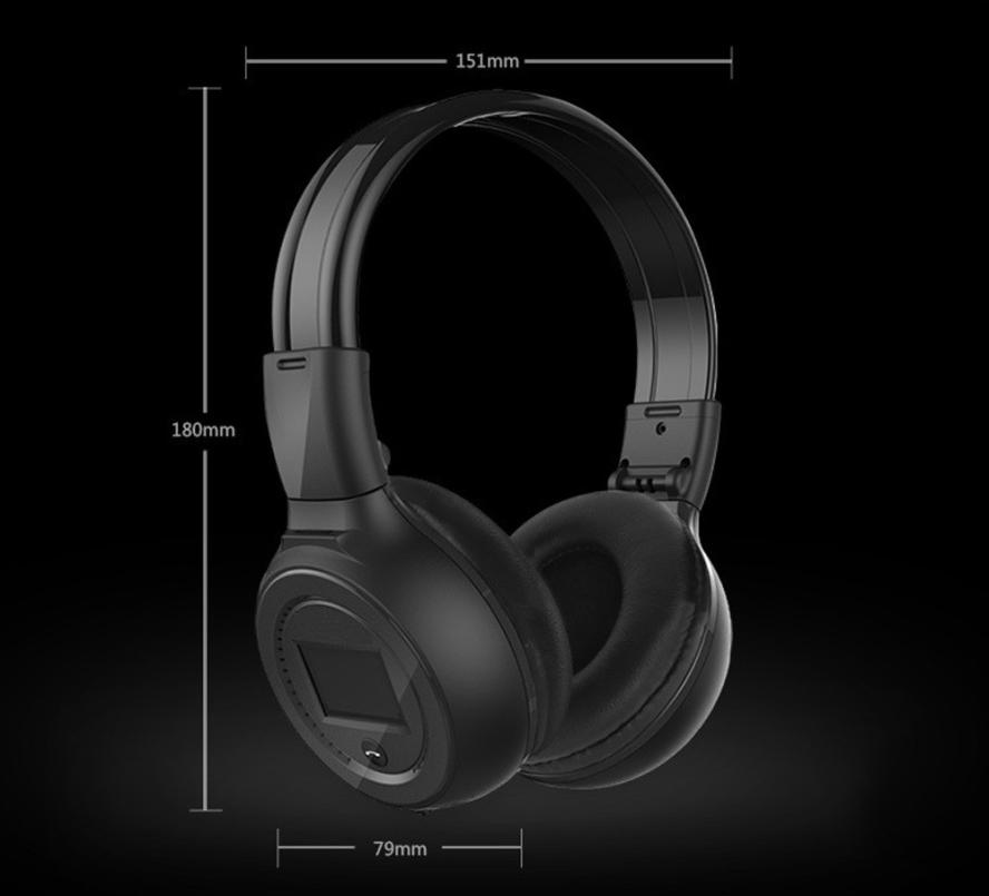 Beautiful Design Clear Stereo Sound Noise Canceling Design Dig Headphone Gaming Earphones Support TF card With MicPhone<br><br>Aliexpress