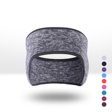 QLIOING Sport headwear windproof winter cold weather headband sweatband bandanas wristband warp for running outdoor cycling Yoga(China)