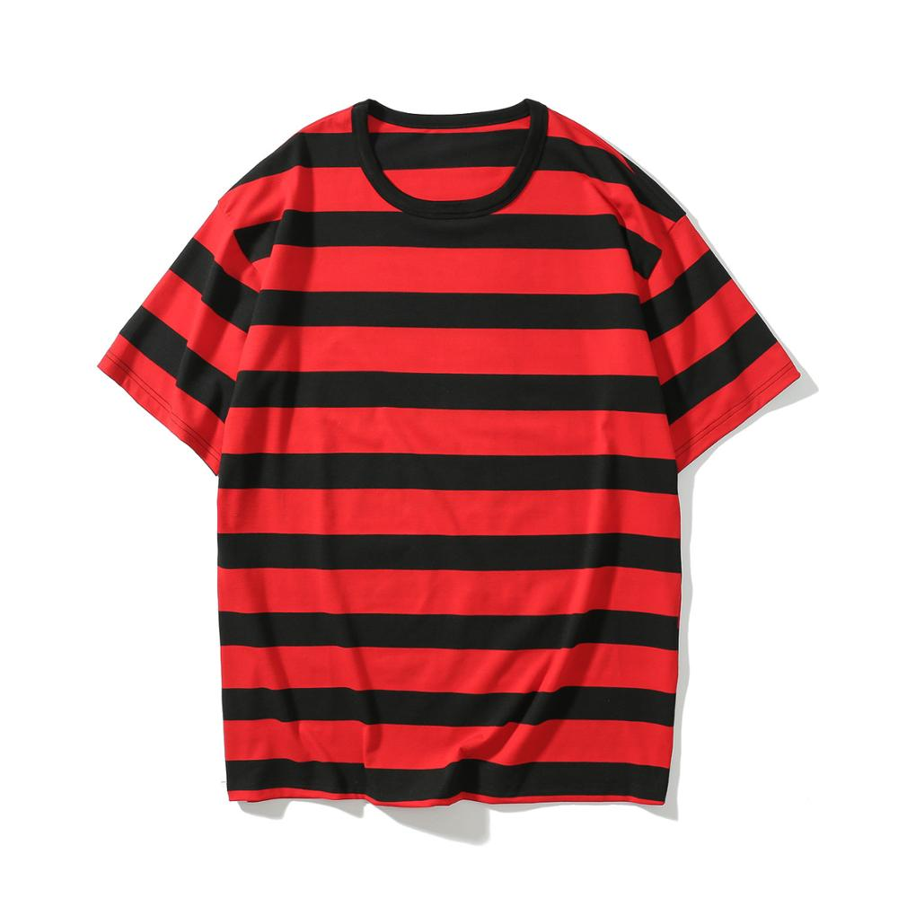 Casual Coon Striped Tshirts 7