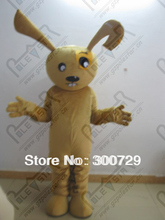 export high quality big mouth bunny mascot costumes(China)
