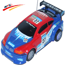 RC Car Drift Racing Car 4CH Flashing Light High Speed Racing Car Remote Control Car Model Off-Road Vehicle Toy