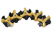 20 Pcs/lot Golf Shoe Spikes Champ Spike Stinger Screw Suit For All Golf Sports shoes(China)