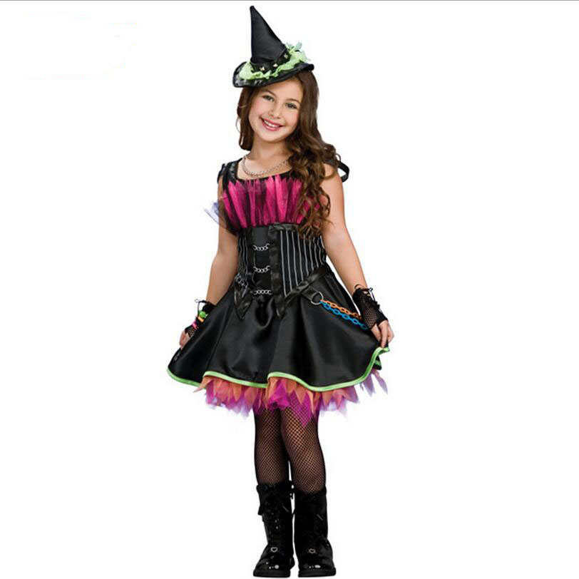 Girl Fancy Costume Halloween Costume For Kids Anime Cosplay Costume Performance Children<br><br>Aliexpress