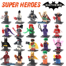 Kaygoo Super Heroes Batman Movie Classic Figures Building Blocks Dolls Civil War X-Men Hulk Deadpool Iron Man Starlord KidsToys(China)