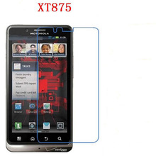 ZLYLXL Soft Explosion-proof Screen Protector phone film for Motorola XT875 Droid Bionic(China)