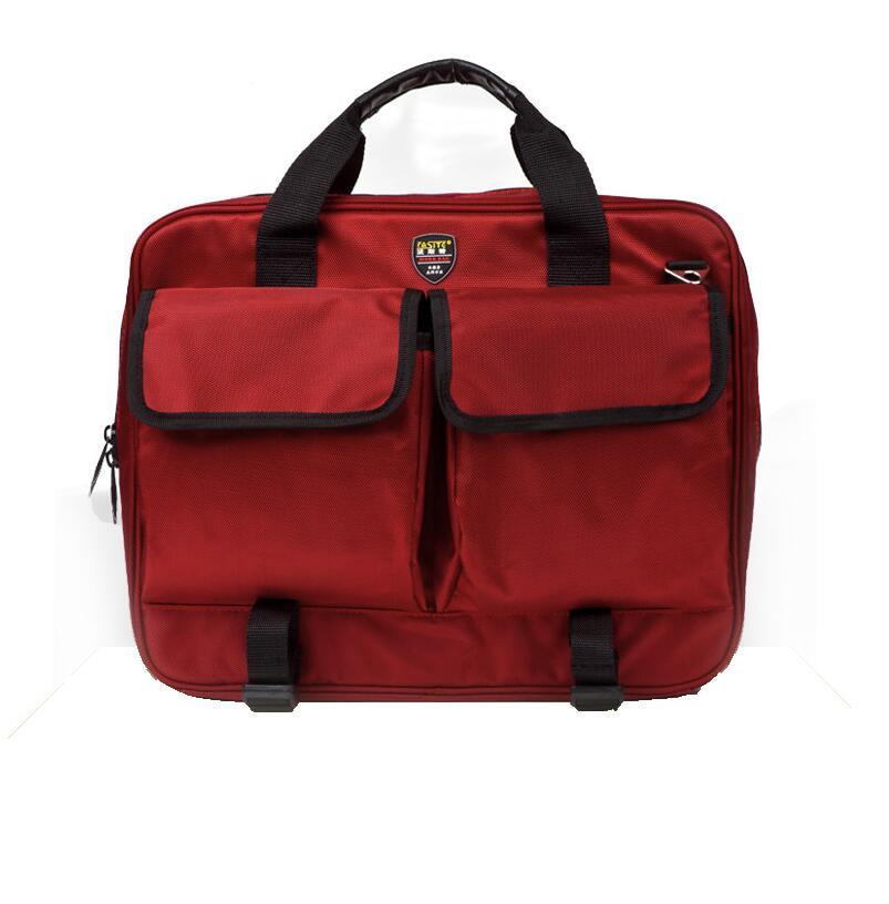 Multifunctional Waterproof Repair Tools Bag Electric Tools Handbag Tool Bags Red Free Shipping<br>