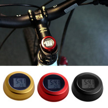 Universal Waterproof Digital Bicycle Bike LCD Cycling Stopwatch Cycling Clock(China)