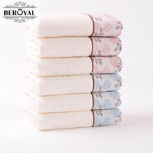 new 2017 Hand Towel Promotion-- 6pcs/set 100% Cotton towel for adult towels bathroom face care magic brand towel toalha 34*73cm