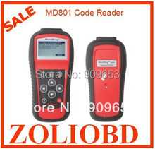 DHL Free Shipping Multi-Functional Scan Tool AUTEL MaxiDiag Pro MD801 4 in 1 Code Scanner MD 801 = JP701 + EU702 + US703 + FR704