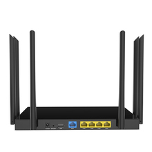 Comfast WR650AC 802.11 AC High Speed Up 1750Mbps Dual Band 2.4GHz / 5GHz Gigabit WiFi Router Wi Fi Repeater 4 lan 1 wan router