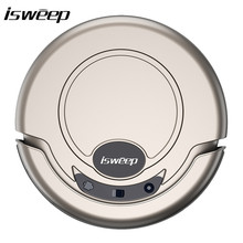 New arrival Ultra Thin Intelligent Vacuum Cleaner Sweep Floor Robot Vacuum Cleaner with Strong Suction Super Quiet Design