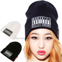 2017 new summer leisure all-match letter wool hat, cap multicolor hip-hop knitting(China)