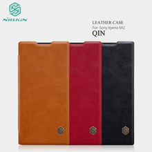 Buy Wholesale 10pcs/lot NILLKIN Case Sony Xperia XA2 Case Wallet Leather Flip Case Sony Xperia XA2 Cover Card Holder for $79.12 in AliExpress store