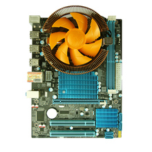 motherboard set  Panshi x58  board+quad-core x5570 + fan heat sink Does not include memory