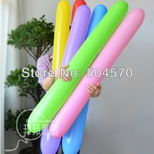 50pcs/lot Brand Sempertex 660 Extra Strong Latex Long Balloon, Party Wedding Birthday Decorative Kids Favor