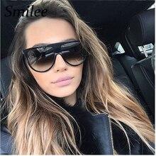 96be7a10ff kim kardashian sunglasses woman vintage retro flat top Thin Shadow sun  glasses square Pilot luxury designer