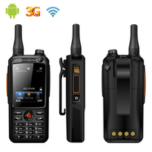 Unlocked 3G waterproof IP68 Smartphone Walkie Talkie GPS Wifi Shockproof Phone 512MB RAM  5MP 3500mAh Battery Android 4.4