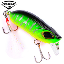 "1PC 3D Eyes Hard Bait Minnow Fishing Lure 5.5cm-2.17""/8.26g-2.91oz Fatty Crankbait Lures Bright Color Pesca Fishing Tackle"