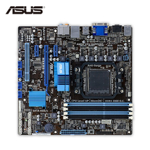 Asus M5A88-M Original Used Desktop Motherboard 880G Socket AM3+ DDR3 SATA3 USB3.0 uATX