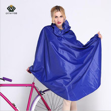 Camping Climbing Raincoat+Free shipping Tent Mat EVA Poncho Raincoats Cycling Rain Cover Waterproof bicycle rain capes Rainwear