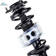 2Pcs/ Lot Car Auto A/B/C/D/E/F-Type Shock Absorber Spring Bumper Power Cushion Buffer Special