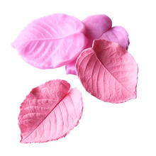 Rose Leaf Press Mold Shaped Silicone Mold Cake Decoration Fondant Cake 3D Food Grade Silicone Mould Chocolate Cookie Soap Mold @