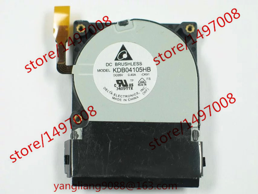 Delta KDB04105HB CK91 DC 5V 0.4A Tablet notebook CPU fan<br>