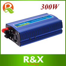 300W off grid inverter. Pure sine wave inverter for solar and wind system. 12V/24V/48V DC to AC100/110/120/220/230/240V.(China)