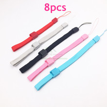 8pcs Adjustable Hand Wrist Strap Replacement for PS3 Move Motion Navigation Controller /Phone / Wii /PSV/3DS/NEW 3DSXL LL