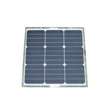 Universal Elfeland 30W 18V Mono Solar Panel Aluminum Plate Monocrystalline Pro for Battery Charger Caravan Outdoor+Sunpower Chip