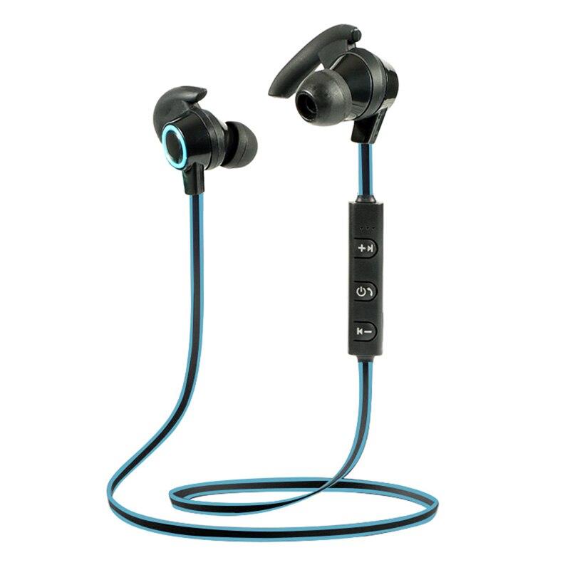 KOYOT Sport Mini Bluetooth 4.1 Headset Wireless Earphones Stereo 2.0 Surround Sound Earphone for iPhone Red Xiaomi Sony Computer