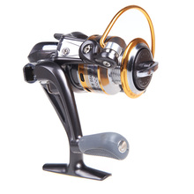 8 Ball Bearings 5.1:1 Left/Right Collapsible Handle Fishing Reel Pesca Baitcasting Fishing Spinning Reel ST3000(China)