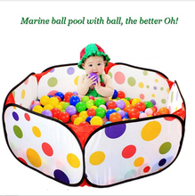 Lots of Eco-Friendly Colorful Soft Plastic Water Pool Ocean Wave Ball Baby Funny Toys stress air ball outdoor fun sports WYQ(China)