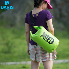 DARIS Beach Waterproof Bag Phone Clothes Storage Bag Snorkelling Swimming Bag Drifting Backpack Bag