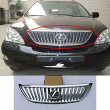 ABS Front Grille Around Trim Racing Grills Trim for Lexus RX300 350 2003-2007(China)