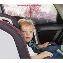 2Pcs Car Window Cover Sunshade Curtain Window Protection Shield Sun mitsubishi lancer mercedes w203 opel mokka peugeot 2008
