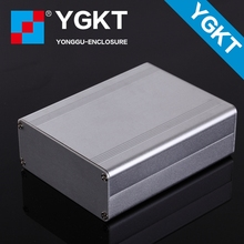 88*38-120 mm (W-H-L)aluminum electronic project box/small wall mounting aluminum enclosure for pcb use/small aluminum box